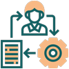 project management icon for psa
