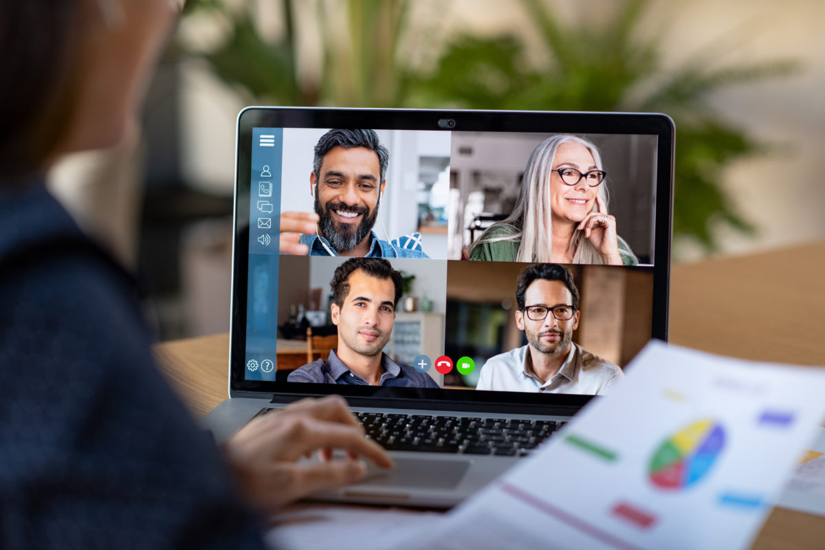 managing a remote msp team